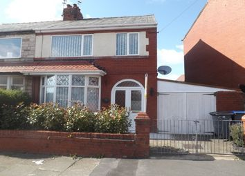 Thumbnail 3 bed semi-detached house to rent in Sharow Grove, Blackpool