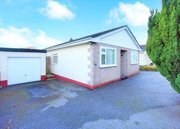 Thumbnail 3 bed detached bungalow for sale in Caradon Close, Pensilva, Liskeard