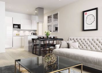 Thumbnail 2 bed flat for sale in City North, Rectangular Building, Fonthill Road, Finsbury Park