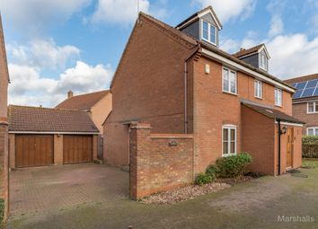 Thumbnail 5 bed detached house for sale in Hillbeck Grove, Middleton