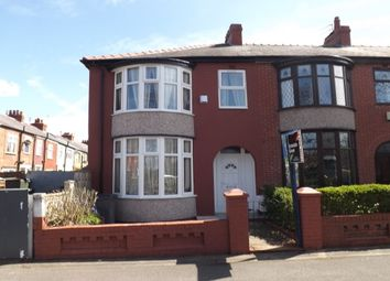 Thumbnail 3 bedroom property to rent in Mayor Avenue, Blackpool