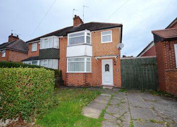 Thumbnail 3 bedroom semi-detached house for sale in Silverdale Road, Erdington, Birmingham