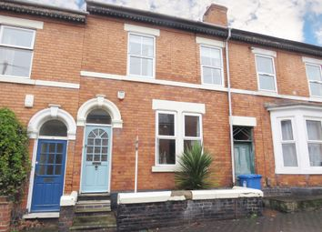 3 bed terraced house for sale in West Avenue, Five Lamps, Derby DE1