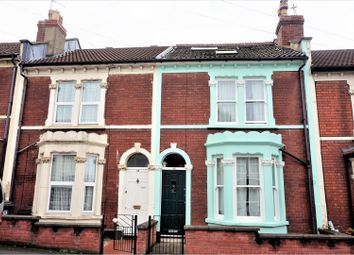 Thumbnail 2 bed terraced house for sale in Colston Road, Eastville