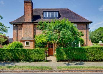 Thumbnail 5 bed detached house for sale in Southway, London