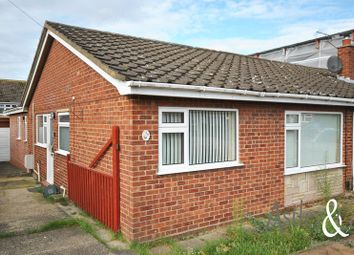 Thumbnail 4 bed semi-detached bungalow for sale in Trendall Road, Sprowston, Norwich