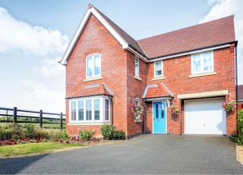 Thumbnail 4 bed detached house for sale in Buttercup Road, Desborough