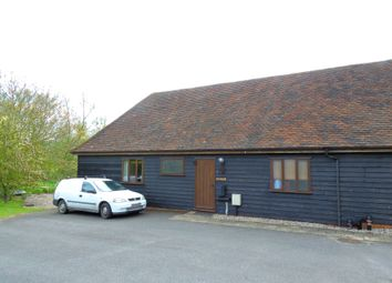 Thumbnail 2 bed barn conversion to rent in Garnge Lane, Little Dunmow