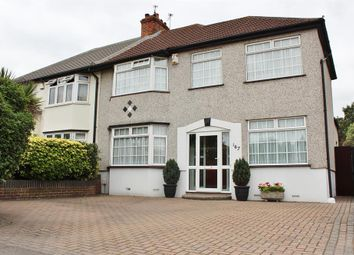 Thumbnail 4 bed semi-detached house for sale in Erith Road, Bexleyheath, Kent