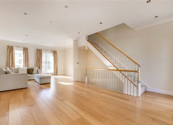 Thumbnail 5 bed terraced house for sale in Canal Boulevard, London