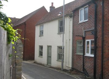 Thumbnail 2 bedroom semi-detached house to rent in The Row, Sturminster Newton
