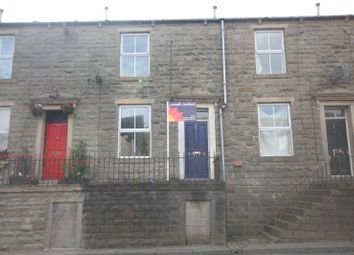 Thumbnail 2 bed terraced house to rent in Market Street, Shawforth, Rochdale, Lancashire