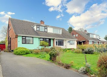 Thumbnail 3 bedroom semi-detached house for sale in Avon Close, Little Dawley, Telford, Shropshire.