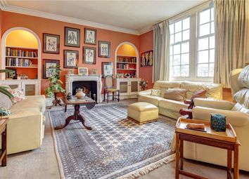 Thumbnail 3 bed flat for sale in Warwick Mansions, Cromwell Crescent, London