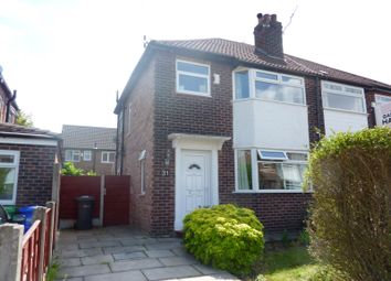 Thumbnail 3 bed semi-detached house to rent in Tanfield Road, East Didsbury, Didsbury, Manchester
