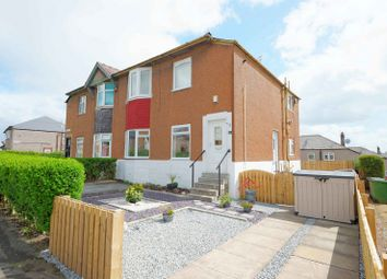 Thumbnail 3 bed flat for sale in Thurston Road, Cardonald, Glasgow