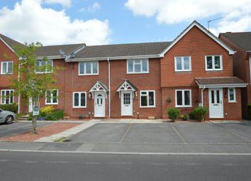 Thumbnail 2 bed terraced house to rent in Ennel Copse, North Baddesley, Southampton