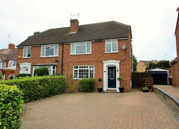 3 bed semi-detached house for sale in Woodcote Way, Caversham, Reading RG4