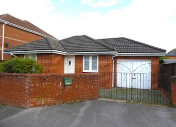 Thumbnail 2 bed detached bungalow to rent in Abbott Road, Winton, Bournemouth