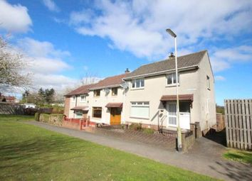 Thumbnail 3 bed end terrace house for sale in Broom Road, Glenrothes, Fife