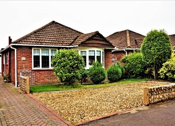 Thumbnail 2 bed detached bungalow for sale in Oak Road, Fareham