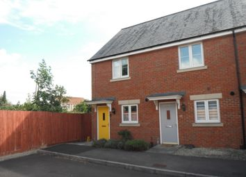 Thumbnail 2 bed end terrace house to rent in Herbleaze, Staverton Marina, Trowbridge