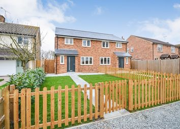 Thumbnail 2 bed semi-detached house for sale in Poplar Grove Chase, Great Totham, Maldon