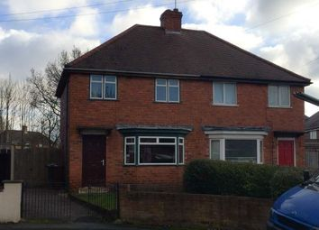 Thumbnail 3 bed semi-detached house for sale in Hawksford Crescent, Wolverhampton, West Midlands