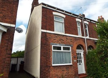 Thumbnail 2 bedroom semi-detached house for sale in Crewe Road, Alsager, Stoke-On-Trent, Cheshire