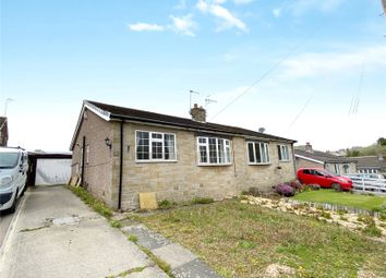 Thumbnail 2 bed bungalow for sale in Mowbray Close, Cullingworth, Bradford, West Yorkshire