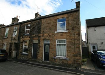 Thumbnail 2 bed end terrace house to rent in Victoria Street, Dronfield