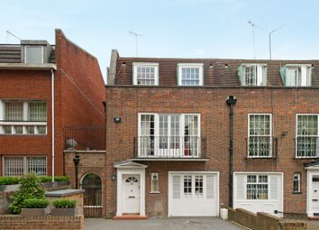 Thumbnail 4 bedroom end terrace house for sale in Fairfax Road, Swiss Cottage, London