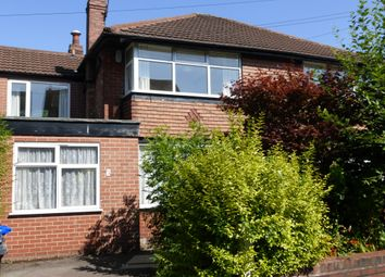 Thumbnail 4 bed semi-detached house to rent in Beech Grove, Manchester