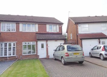 Thumbnail 3 bed property for sale in Tanglewood Close, Shard End, Birmingham