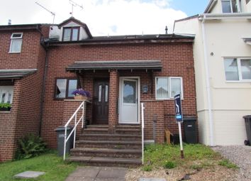 Thumbnail 2 bed terraced house for sale in Glebeland Way, Torquay