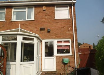 Thumbnail 2 bed semi-detached house to rent in Clay Drive, Quinton, Birmingham