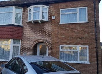 Thumbnail 1 bed duplex to rent in Ryefield Avenue, Hillingdon