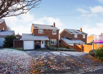 3 bed detached house for sale in Wilmot Road, Swadlincote DE11