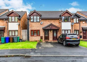 Thumbnail 2 bed end terrace house for sale in Plattbrook Close, Manchester, Greater Manchester, Uk