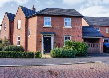3 bed detached house for sale in Slatewalk Way, Glenfield, Leicester LE3