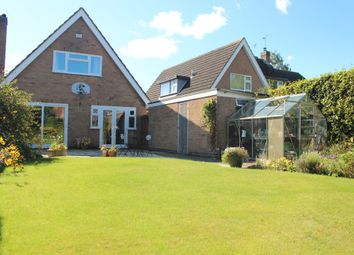 Thumbnail 4 bed detached bungalow for sale in Syston Road, Queniborough, Leicester
