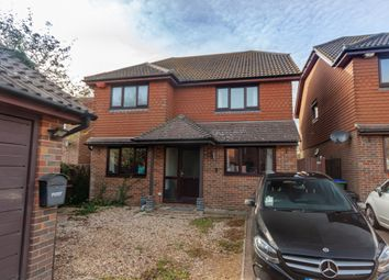 Thumbnail 5 bed detached house for sale in The Cedars, Peacehaven