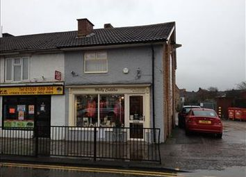 Thumbnail Retail premises for sale in 9 Ashby Road, Coalville, Leicestershire