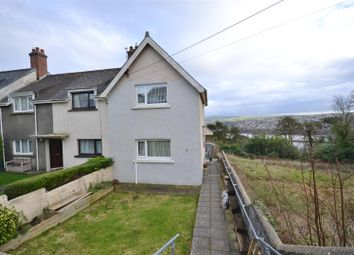 Thumbnail 2 bed end terrace house for sale in Harbour Village, Goodwick