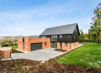 Thumbnail 5 bed detached house for sale in Harp Hill, Charlton Kings, Cheltenham