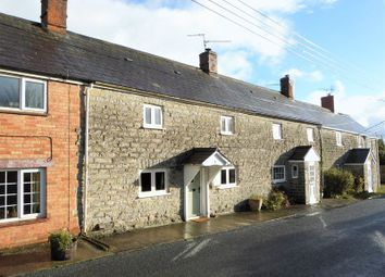 Thumbnail 3 bed terraced house for sale in Angel Row, Fivehead, Taunton