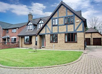 Thumbnail 5 bed detached house for sale in The Hawthorns, North Ferriby