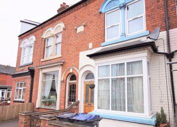 4 bed terraced house for sale in Goldsmith Road, Kings Heath, Birmingham B14