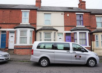 Thumbnail 2 bed terraced house for sale in Russell Road, Nottingham