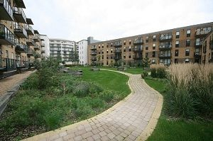Thumbnail 2 bed flat for sale in Bassett House, 1 Durnsford Road, Wimbledon Park